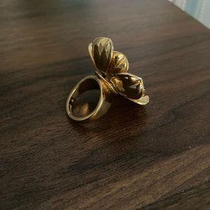 Kate Spade Precious Poppies ring size 6